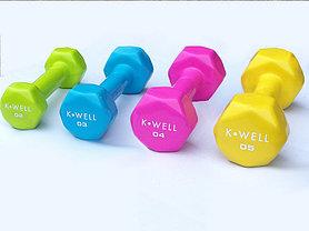 Гантели для фитнеса 1кг+1кг, фото 3