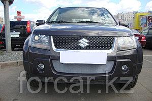 Защита радиатора Suzuki Grand Vitara 2008-2012 chrome