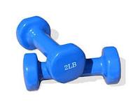 Гантели для фитнеса 1кг+1кг
