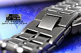 Самурайские Светодиодные Часы (Синие), фото 3