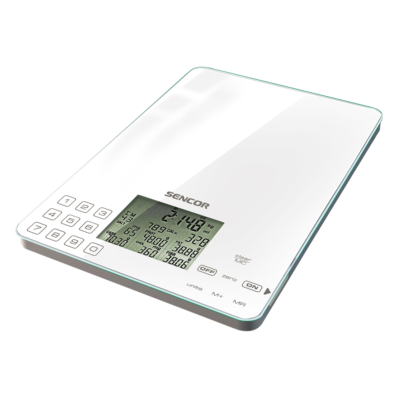 Кухонные весы SKS 6000