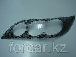 Защита передних фар карбоновая TOYOTA CAMRY 2006-