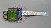 Audio порт, разъем, плата LENOVO G560 G565