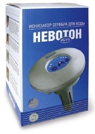 Осеребритель-ионизатор воды в упаковке