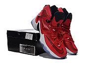 Кроссовки Nike LeBron XIII (13) Red White Black (36-47), фото 5