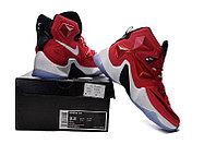 Кроссовки Nike LeBron XIII (13) Red White Black (36-47), фото 6