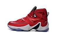 Кроссовки Nike LeBron XIII (13) Red White Black (36-47), фото 3