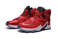 Кроссовки Nike LeBron XIII (13) Red White Black (36-47), фото 2