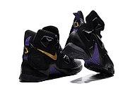 Кроссовки Nike LeBron XIII (13) Gold Purple Black (36-47), фото 4
