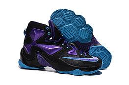 Кроссовки Nikе LeBron XIII (13) Purple Blue Black (36-47)