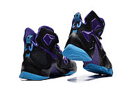 Кроссовки Nike LeBron XIII (13) Purple Blue Black (36-47), фото 4