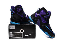 Кроссовки Nike LeBron XIII (13) Purple Blue Black (36-47), фото 5