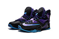 Кроссовки Nike LeBron XIII (13) Purple Blue Black (36-47), фото 2