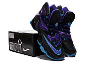 Кроссовки Nike LeBron XIII (13) Purple Blue Black (36-47), фото 6