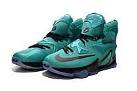 Кроссовки Nike LeBron XIII (13) Green Purple Black (36-47), фото 3
