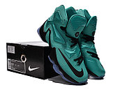 Кроссовки Nike LeBron XIII (13) Green Purple Black (36-47), фото 6
