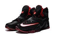 Кроссовки Nike LeBron XIII (13) Black Red White (36-47), фото 2