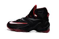 Кроссовки Nike LeBron XIII (13) Black Red White (36-47), фото 3