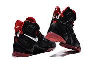 Кроссовки Nike LeBron XIII (13) Black Red White (36-47), фото 4