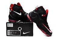 Кроссовки Nike LeBron XIII (13) Black Red White (36-47), фото 6