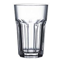 ПОКАЛ Стакан, прозрачное стекло, фото 1