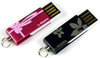 Флеш-память 16GB USB RIDATA SD4 TATTOO NOBLE Black, фото 1