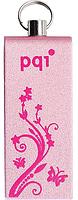 Флеш-память 4GB USB PQI i812 Pink, фото 1