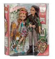Куклы Ever After High Ashlynn Ella & Hunter Huntsman Doll, Эшлин и Хантер, фото 1