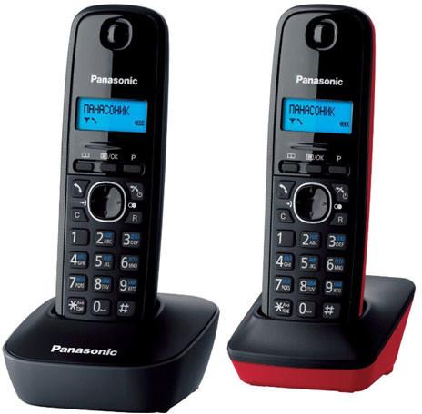 Радиотелефон Panasonic KX-TG1612CA3