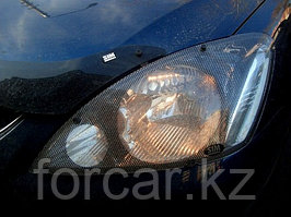 Защита передних фар карбоновая LEXUS RX300, TOYOTA HARRIER 1997-2002