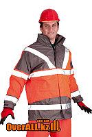 Куртка со светоотражающими элементами, фото 1