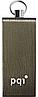 Флеш-память 8GB USB PQI i812 Gray