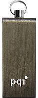 Флеш-память 8GB USB PQI i812 Gray, фото 1