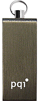 Флеш-память 16GB USB PQI i812 Gray, фото 1