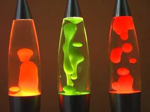 Лава Лампа - Lava Lamp (лавовая лампа ночник-светильник)