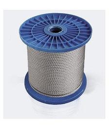 Металлический оцинкованный стальной тросс DIN 3055