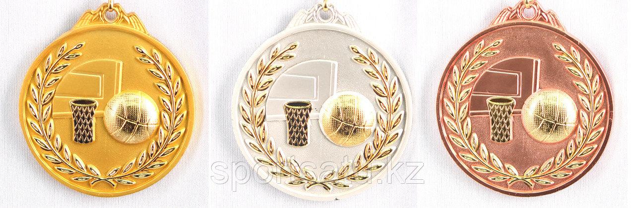 Спортивные медали для баскетбола