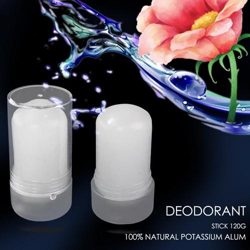 Натуральный дезодорант - кристалл Алунит(60грамм)