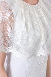 Восхитительное платье прилегающего силуэта для торжественных случаев. Размеры: 44, 46, фото 3