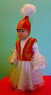 Детский национальный костюм для девочек и мальчиков
