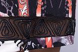 Wisell Оригинальное платье полуприлегающего силуэта. Размеры: 44, 46, фото 4