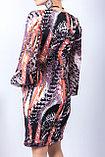 Wisell Оригинальное платье полуприлегающего силуэта. Размеры: 44, 46, фото 5