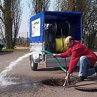 Оборудование для прочистки и разморозки трубопроводов и труб канализации
