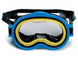 Набор маска с трубкой Adventurer для детей 3-10 лет Intex , фото 2