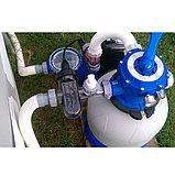 Песочный фильтр-насос + хлорогенератор 220В, 10000 л/ч , фото 3