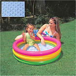 Надувной детский бассейн Intex (61х22 см.) , фото 3