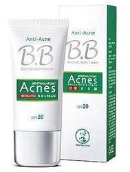 Mentholatum Medicated Anti-Acne BB Cream Spf20 - увлажняющий бб-крем для проблемной кожи