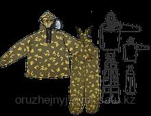 """Костюм """"Супер"""" летний с сеткой (цифра жёлтая) р.52-54/170-176"""