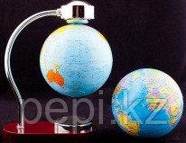 Глобус вращающийся магнитный