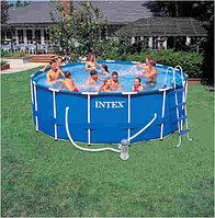 Каркасные бассейны Intex  Meta...